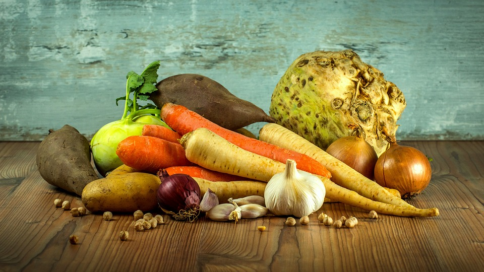 この惑星で最も健康な野菜10